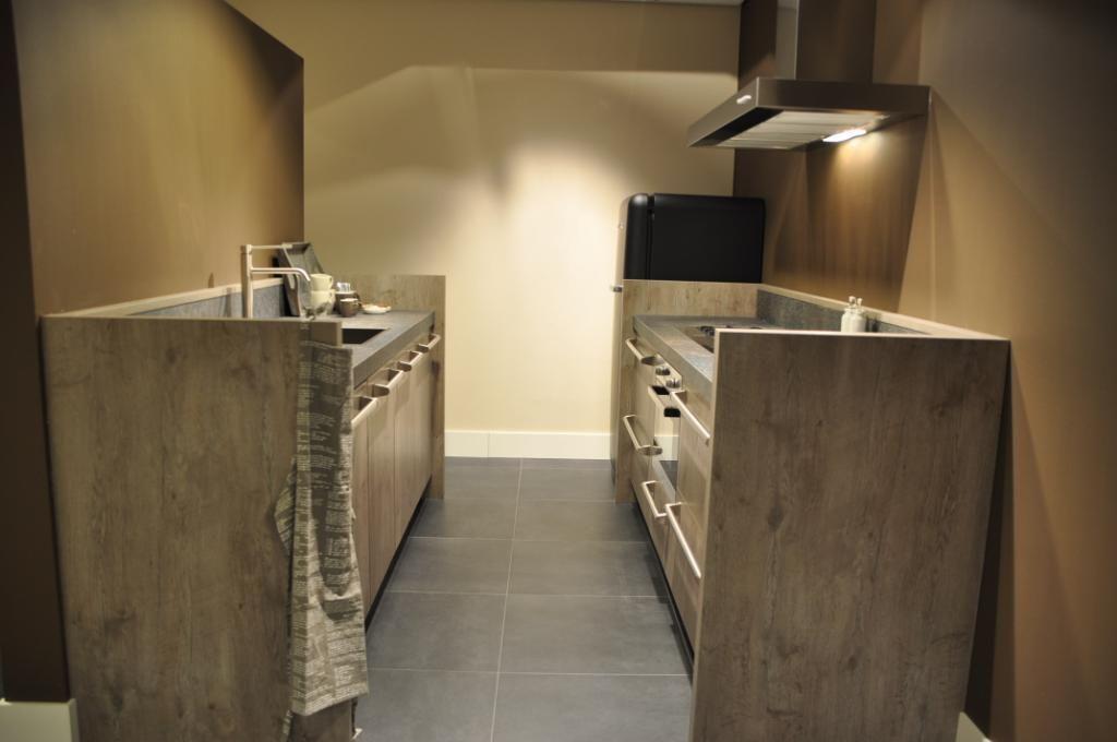 De voordeligste woonwinkel keller rustic oak gezellige keuken 48894 - Gezellige keuken ...
