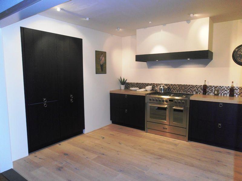 Keuken Eiken Zwart : Zoekallekeukens de voordeligste woonwinkel landelijke